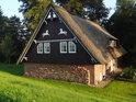Pohádkově nádherná chalupa nedaleko Labe v obci Klein-Rosenweide.