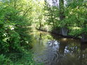 Opatovický kanál v úseku Opatovice nad Labem - Lázně Bohdaneč