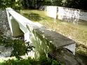 Opatovický kanál v obci Semín