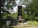 Pískovcový pomník na levém břehu Labe v Pirně jistě není častým středem pozornosti.